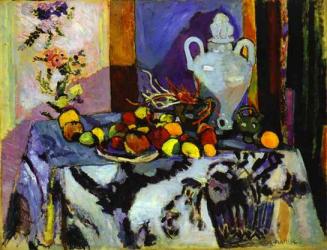 Naturaleza muerte, Matisse